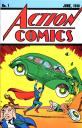 Action Comics 1, primera aparicion de Superman en Comics