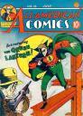 All american comics 16, la primera aparicion de la Linterna Verde
