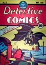 Detective Comics 27, primera aparicion de Batman y Robin