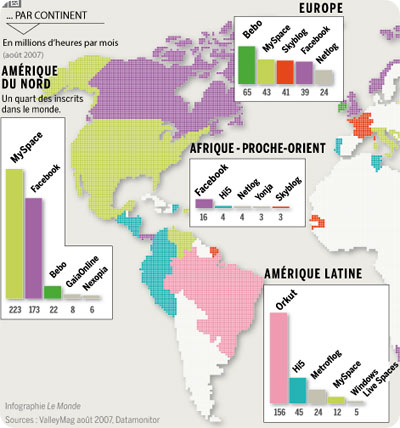 redes sociales hoygan en el mundo