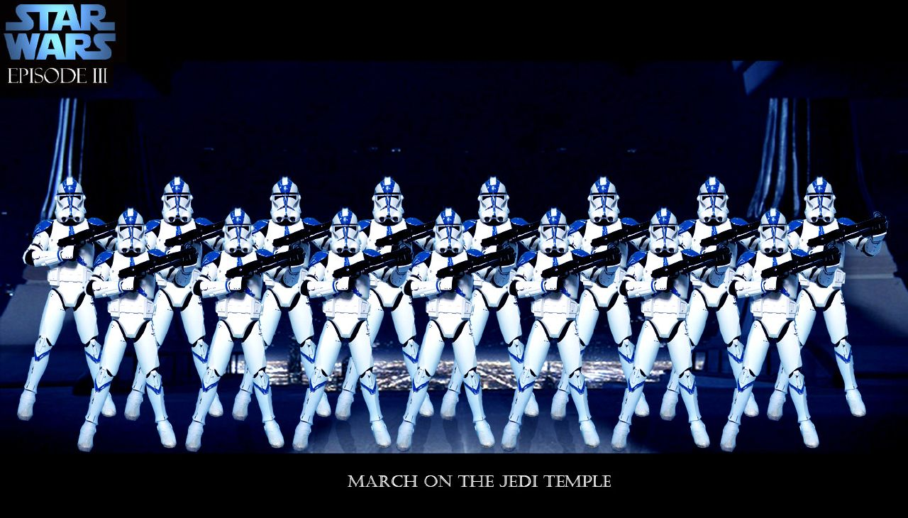 clone trooper de star wars wallpaper