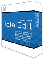 total edit 4.1 software gratis
