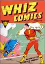 Whiz Comics 1, aparicion del Capitan Marvel