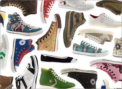 Zapatillas o Tennis Converse