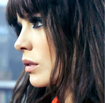 Rostro de Kate Beckinsale interpretando a Anna Karina
