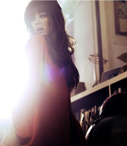 Kate Beckinsale sesión de fotos para la revista Mean