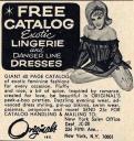 Catalogo de lencería exótica gratis