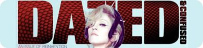 Madonna, el rostro de Dazed en abril