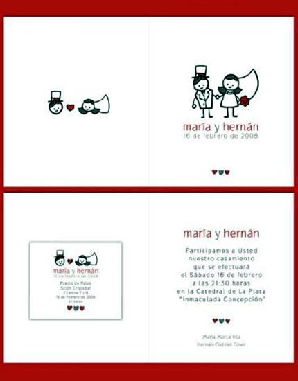 Dibujos para tarjetas de bodas - Imagui