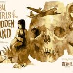 Chicas caníbales de la isla prohibida