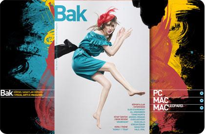 Revista Bak, 13, edicion lista para descargar gratis