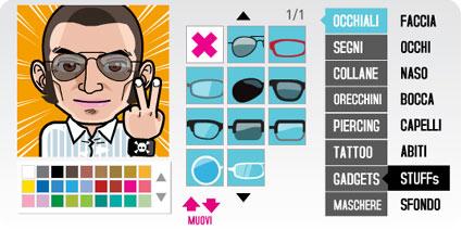 Crea tu avatar estilo comic o manga en linea