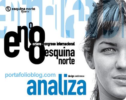 Poster de Esquina Norte 08 con chica en blanco y negro