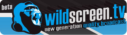 Wild Screen Tv, logotipo de la comunidad online