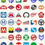 Coleccion de Logotipos de Metros en el mundo 1