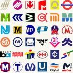 Coleccion de Logotipos de Metros en el mundo 2