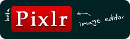 pixlr logotipo del editor de imagnes online