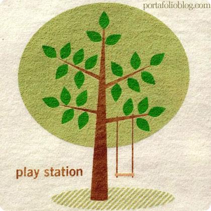 camiseta playstation hecha en serigrafia a 3 tintas