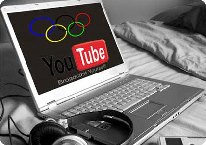 Youtube y las olimpiadas de Beijing por internet