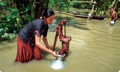 agua, problema de escasez de liquido vital