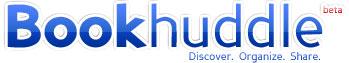 bookhuddle logotipo, comunidad online de libros