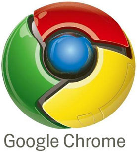 google chrome logotipo del navegador nuevo