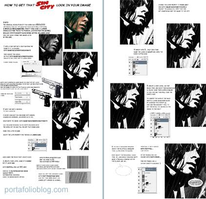 tutorial sincity miniatura imagen