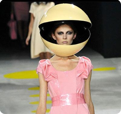 chica pacman fashion