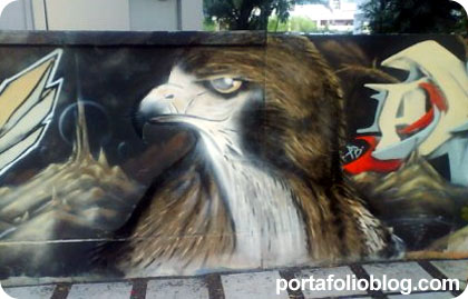 graffiti arte urbano y dibujo