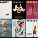 6 portadas de Playboy vintage 1