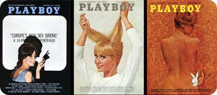 vintage playboy, portadas clasicas de la revista