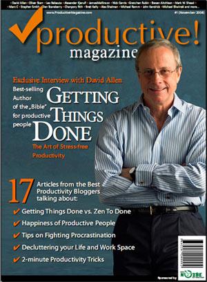 productive magazine, ejemplar gratuito digital en pdf