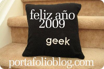 feliz año nuevo 2009 de portafolioblog.com