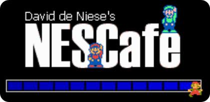 nes cafe, juega videojuegos clasicos en linea gratis