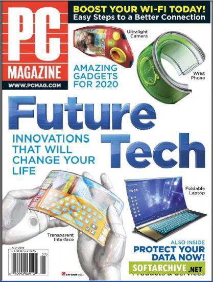 pc magazine, el futuro de la tecnologia digital