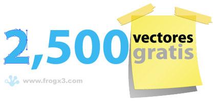 2500-vectores-gratis