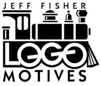 Jeff Fisher, logo motives, con forma de locomotora