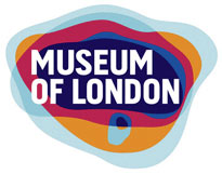 museum of london, logotipo de ambiguedad y piscodelia