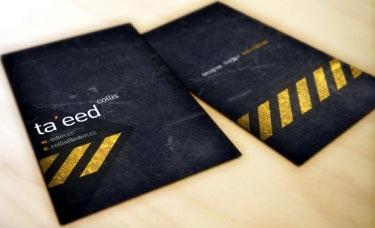 tarjetas degradadas para diseno experimental