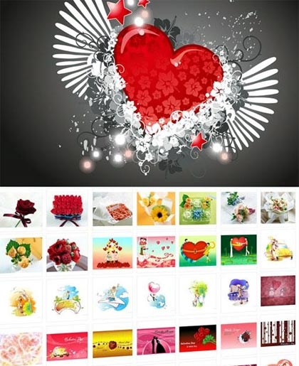 130 wallpapers gratis de san valentín portafolio blog