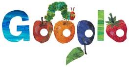 Logotipo de Google primavera