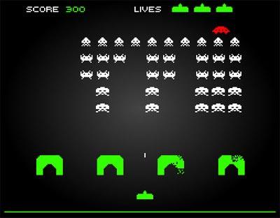space invaders online gratis