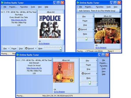 Online Radio Tuner sintoniza tus emisoras de radio online favoritas