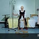 Rapunzel en un sanatorio sin cabello