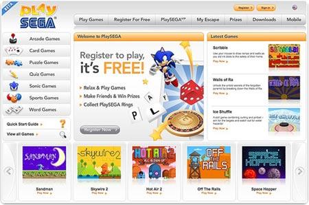 juegos de sega en formato flash gratis