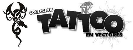 descarga gratis mas de 100 tatuajes vectorizados