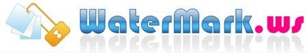 watermark.ws puedes agregar una marca de agua online