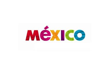 Colorido, simple y bello logo del pais latinoamericano