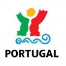 Un colach de colores hecho en el logo de Portugal