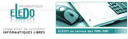 Logo del sitio Eledo